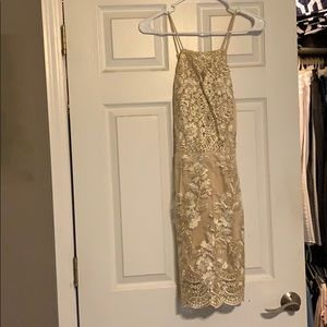 Brand new dress with tag She + Sky size small.